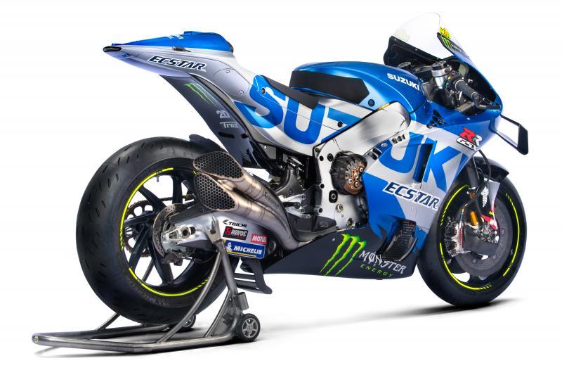 Team Suzuki Ecstar 發表 2021 賽季車隊塗裝4555