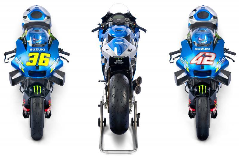Team Suzuki Ecstar 發表 2021 賽季車隊塗裝5579