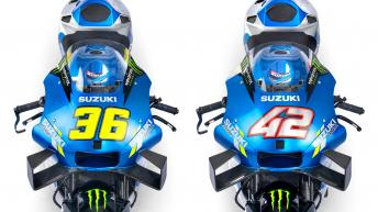 Photo gallery: 2021 Team Suzuki Ecstar Launch