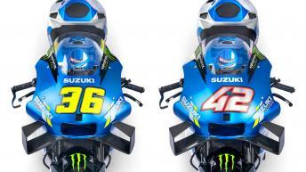 Photo gallery: 2021 Team Suzuki Ecstar Launch