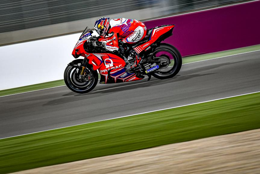 Johann Zarco, Pramac Racing, Qatar MotoGP™ Official Test