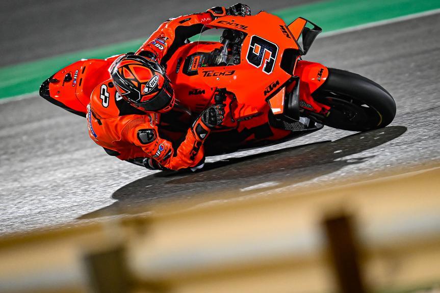 Danilo Petrucci, Tech3 KTM Factory Racing, Qatar MotoGP™ Official Test