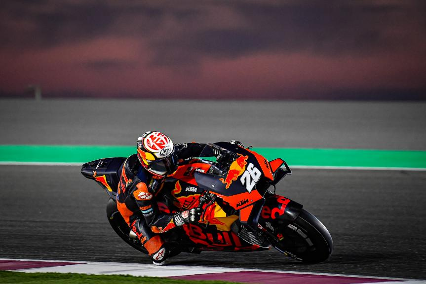 Dani Pedrosa, KTM Factory Racing, Qatar MotoGP™ Official Test