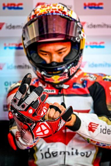 Takaaki Nakagami, LCR Honda, Qatar MotoGP™ Official Test