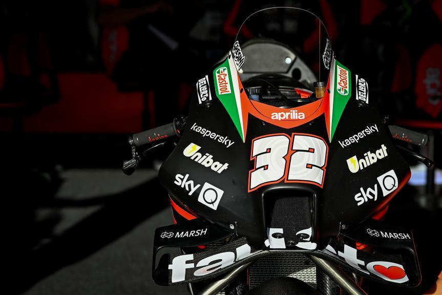 Lorenzo Savadori, Aprilia Racing Team Gresini, Qatar MotoGP™ Official Test