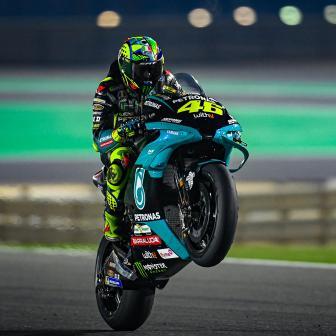 Fotogalerie: MotoGP™ Qatar Test 2021