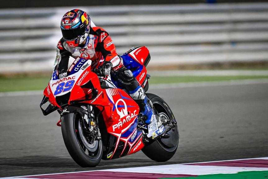 Jorge Martin, Pramac Racing, Qatar MotoGP™ Official Test