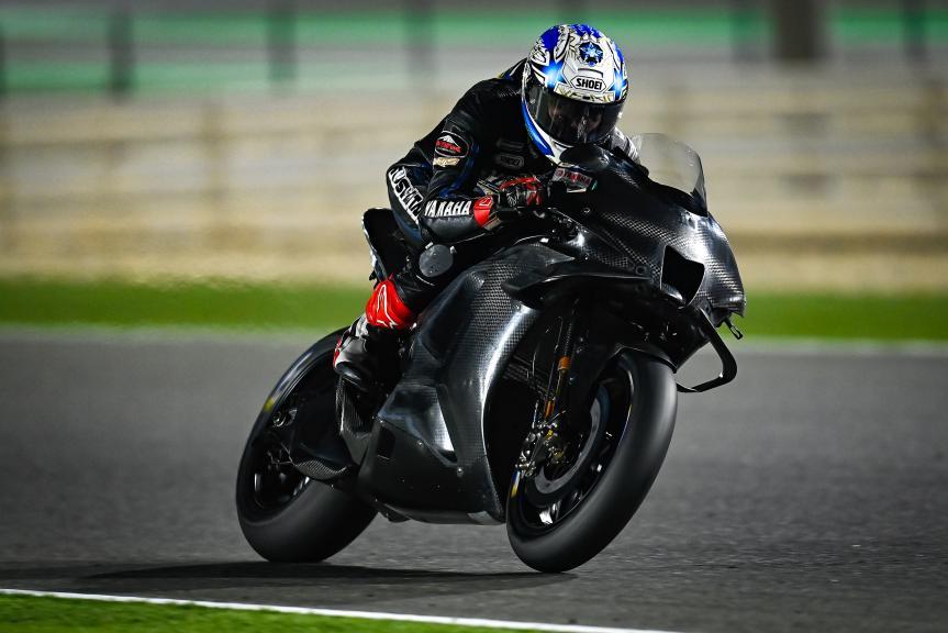 Yamaha Test Team, Qatar MotoGP™ Official Test