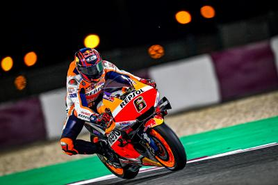 Is Stefan Bradl the man to beat in Honda?