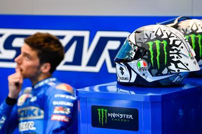 Unique designs: MotoGP™ stars' new helmets
