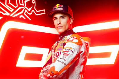 Marc Marquez è nella Entry List del primo GP in Qatar