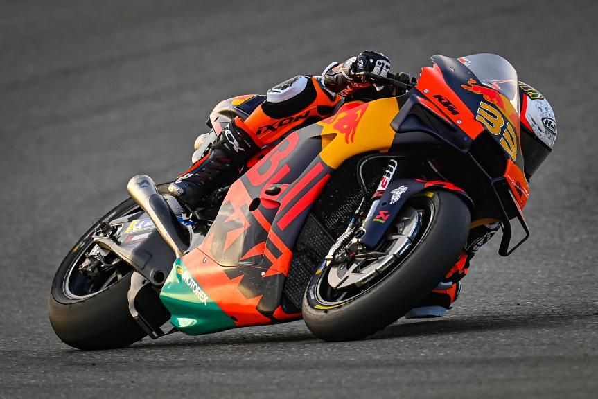 Brad Binder, Red Bull KTM Factory Racing, Qatar MotoGP™ Official Test