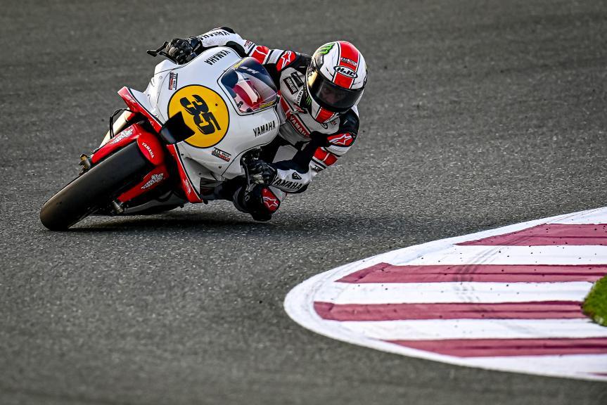 Cal Crutchlow, Yamaha Test Team, Qatar MotoGP™ Official Test