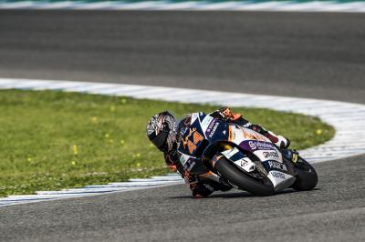 Canet tops private Moto2™ and Moto3™ Jerez test