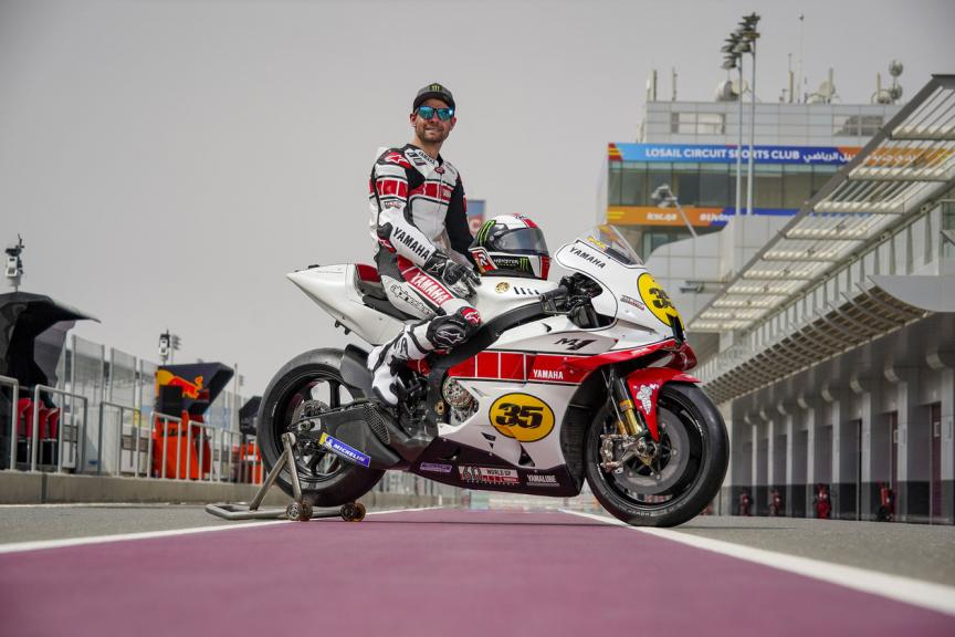 Yamaha 60th Grand prix Racing Anniversary Special Livery