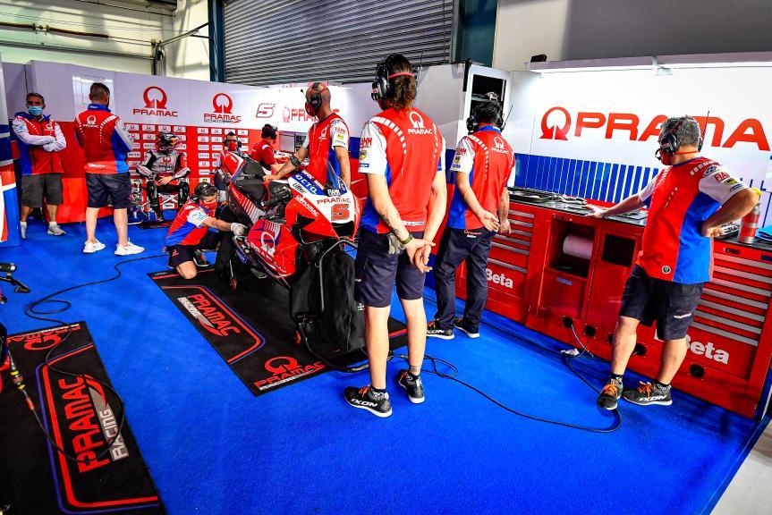 Johann Zarco, Pramac Racing, Qatar MotoGP™ Official Test