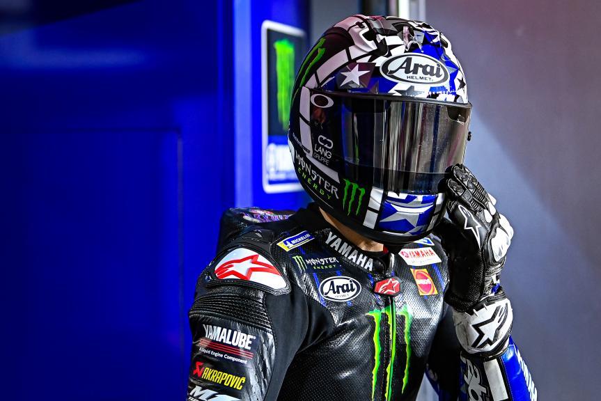 Maverick, Monster Energy Yamaha MotoGP, Qatar MotoGP™ Official Test