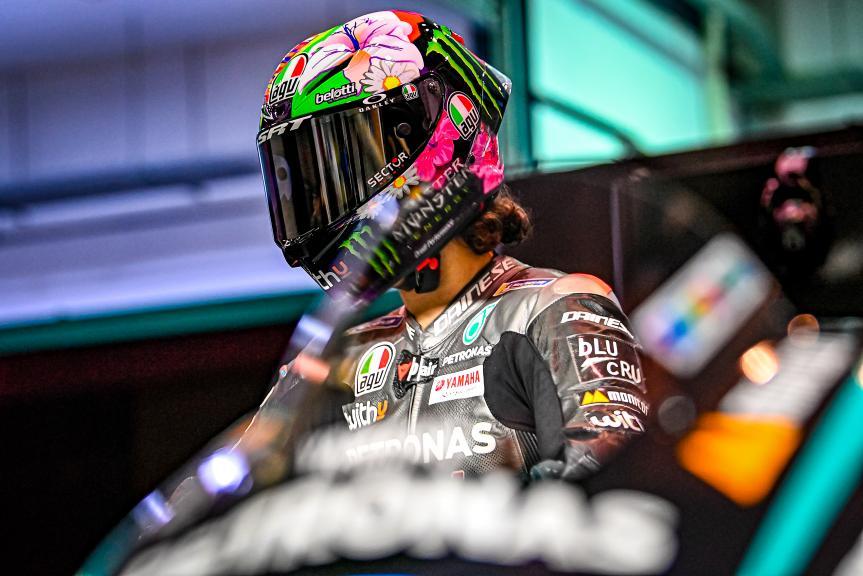 Franco Morbidelli, Petronas Yamaha STR, Qatar MotoGP™ Official Test