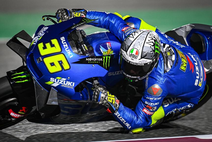 Joan Mir, Team Suzuki Ecstar, Qatar MotoGP™ Official Test