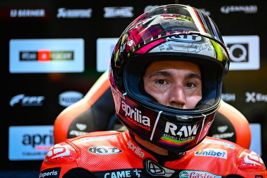 Aleix Espargaro, Aprilia Racing Team Gresini, Qatar MotoGP™ Official Test