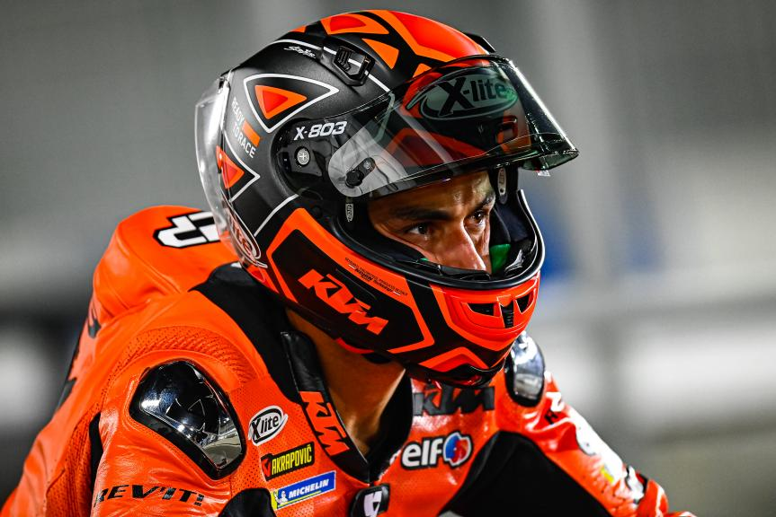 Danilo Petrucci, Tech3 KTM Factory Racing, Qatar MotoGP™ Official Test