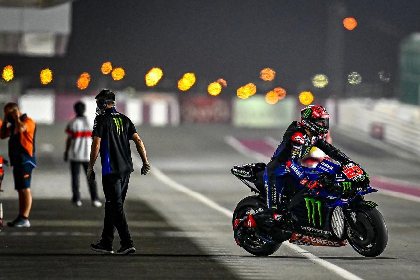 Fabio Quartararo, Monster Energy Yamaha MotoGP, Qatar MotoGP™ Official Test
