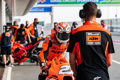 'It's been tricky' - KTM review underwhelming few days