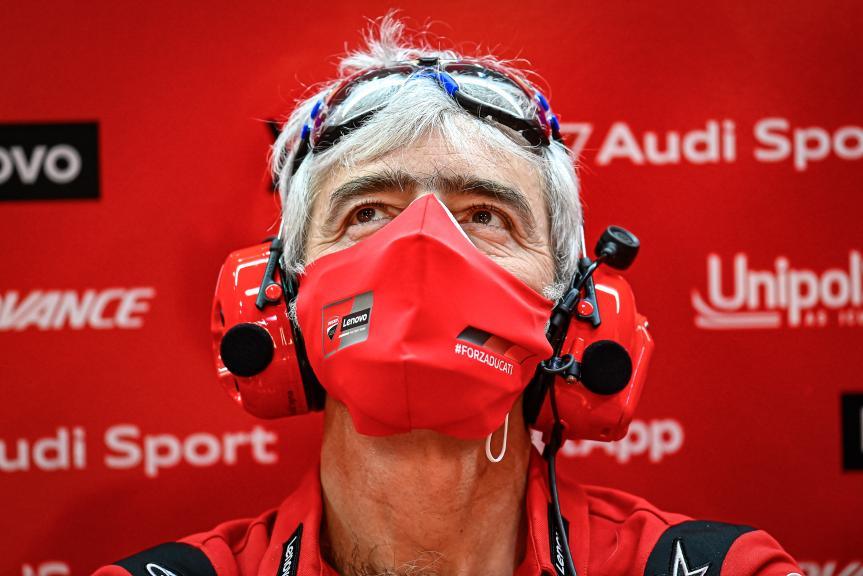 Luigi Dall'Igna, Ducati  Lenovo Team, Qatar MotoGP™ Official Test