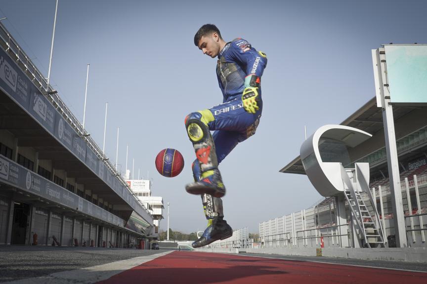 Pedro González López 'Pedri', Joan Mir, Team Suzuki Ecstar, 2021