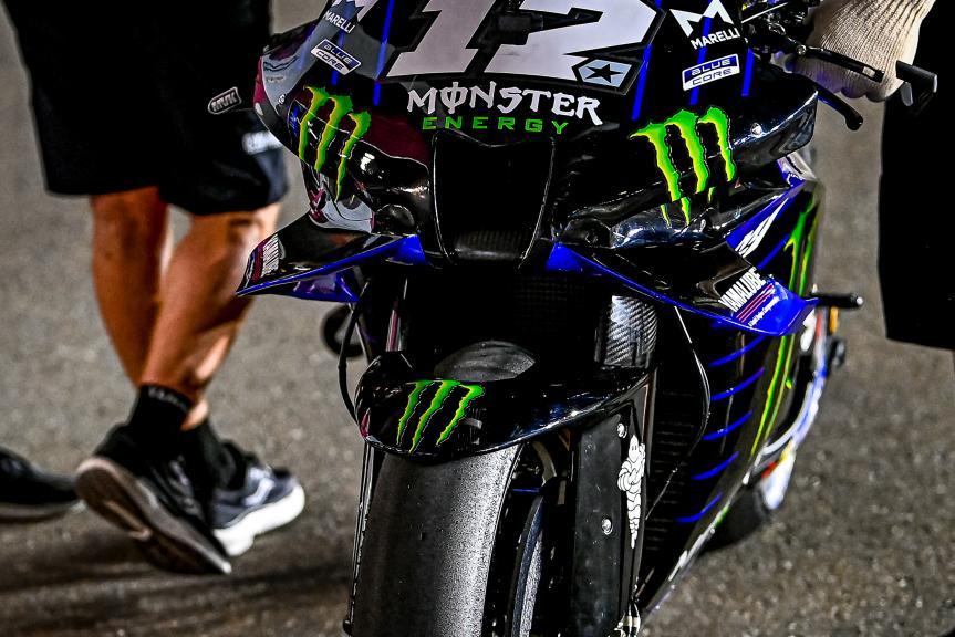 Maverick Viñales, Monster Energy Yamaha MotoGP, Qatar MotoGP™ Official Test