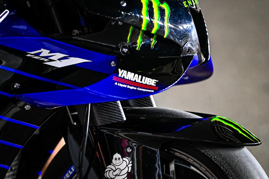 Maverick Viñales, Monster Energy Yamaha MotoGP, Qatar MotoGP™ Official Test