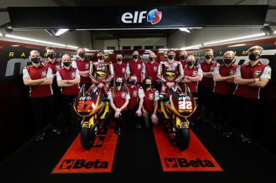 El Elf Marc VDS Racing Team revela sus colores para 2021