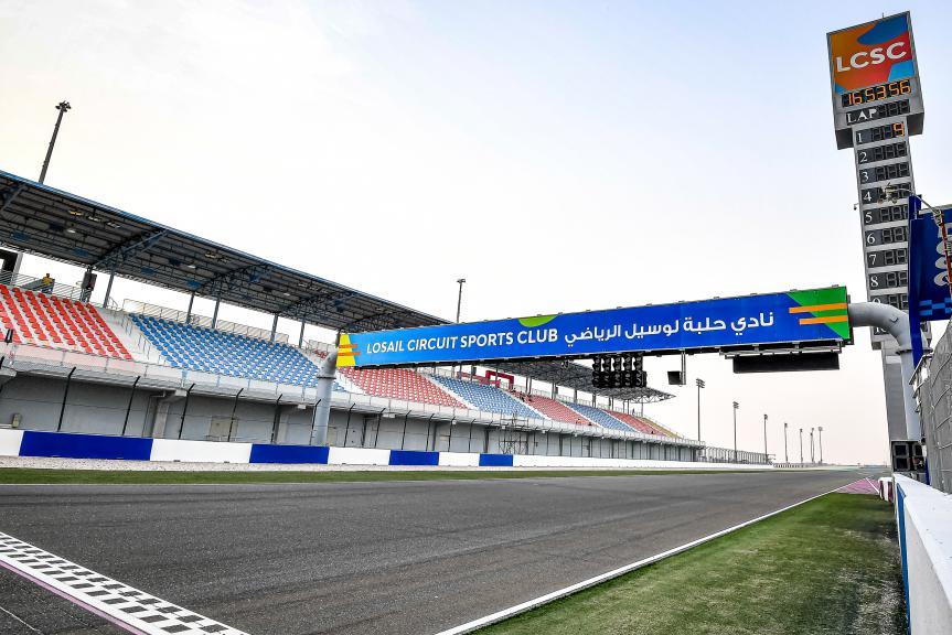 Track, Qatar MotoGP™ Official Test