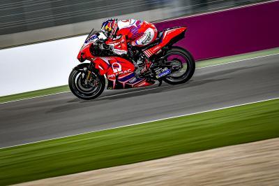 ¿Cuál es el récord de velocidad punta con una MotoGP™?