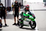 Kaito Toba, Cip Green Power, Qatar Moto3/Moto2 Official Test