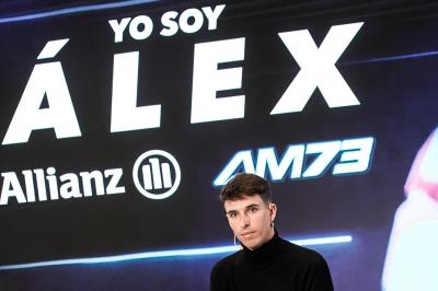 Alex Márquez estrena el documental 'Yo soy Alex'