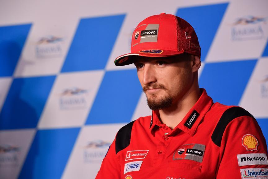 Jack Miller, Press Conference, Barwa Grand Prix of Qatar, 2021