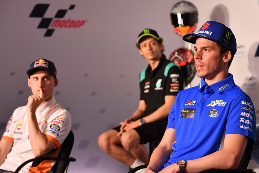 Joan Mir, Press Conference, Barwa Grand Prix of Qatar, 2021