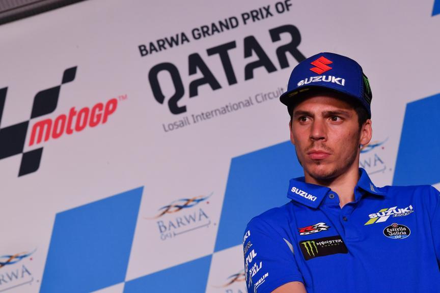 Joan Mir, Press Conference, Barwa Grand Prix of Qatar, 2021