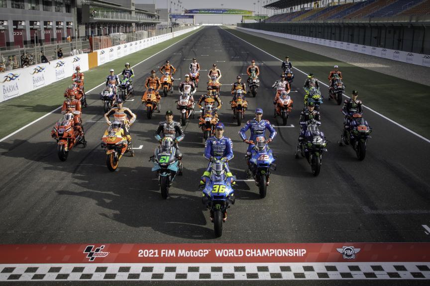 MotoGP_Class Photo_2021