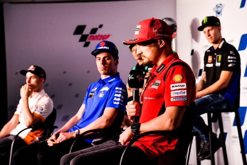 Press Conference, Barwa Grand Prix of Qatar, 2021