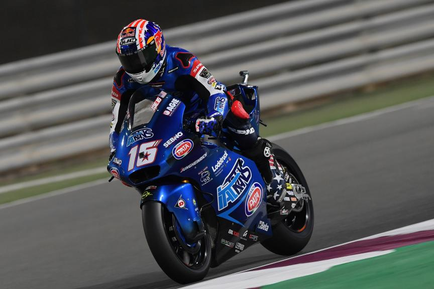 Joe Roberts, Italtrans Racing Team, Barwa Grand Prix of Qatar
