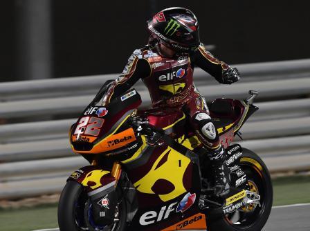 Moto2, Free Practice, Barwa Grand Prix of Qatar