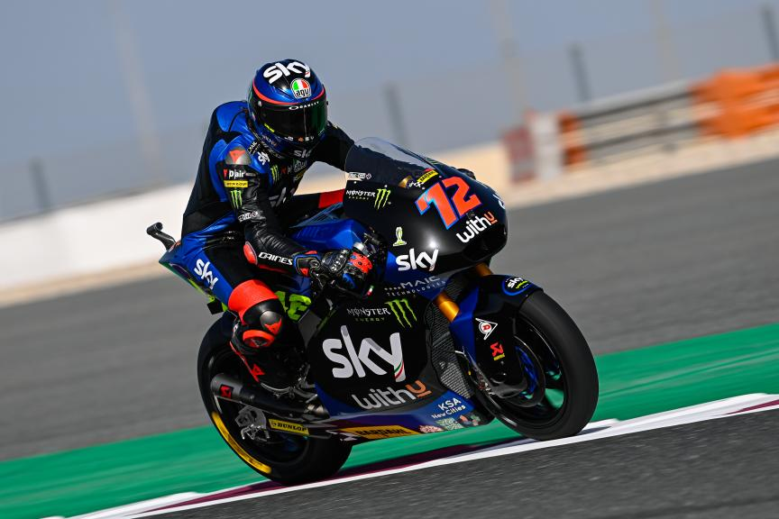 Marco Bezzecchi, Sky Racing Team VR46, Barwa Grand Prix of Qatar