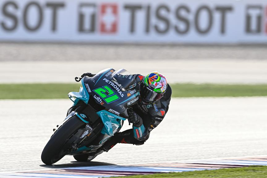 Franco Morbidelli, Petronas Yamaha STR, Barwa Grand Prix of Qatar