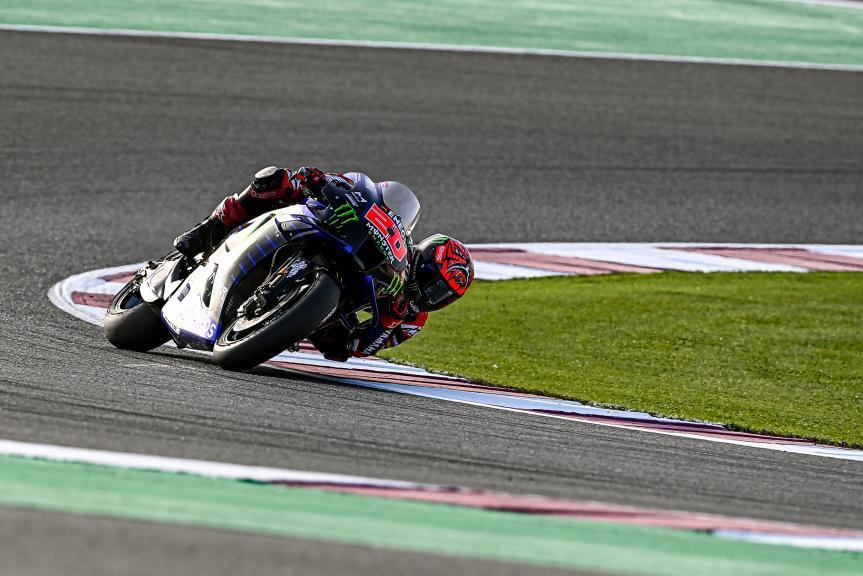 Fabio Quartararo, Monster Energy Yamaha MotoGP, Barwa Grand Prix of Qatar