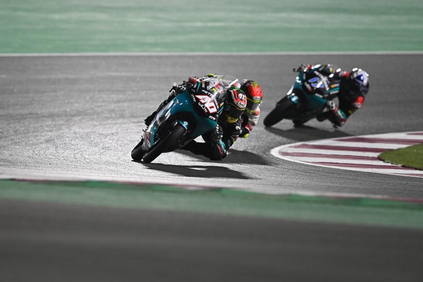 Moto3, Free Practice, Barwa Grand Prix of Qatar