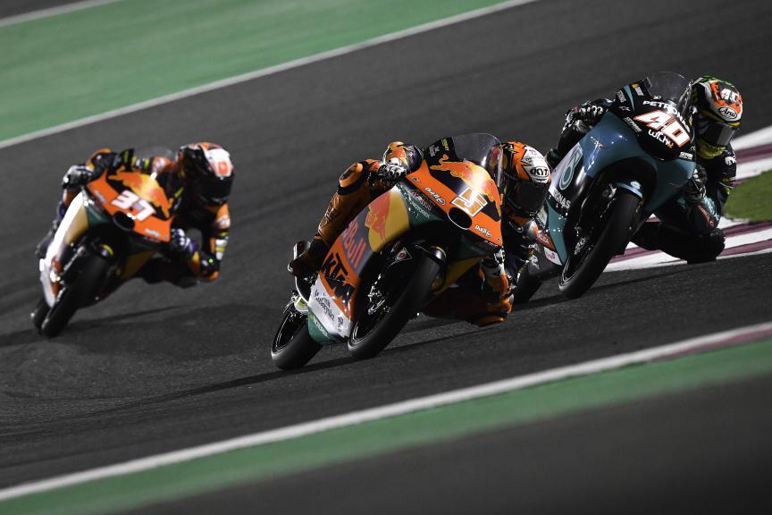 Jaume Masia, Darryn Binder, Barwa Grand Prix of Qatar