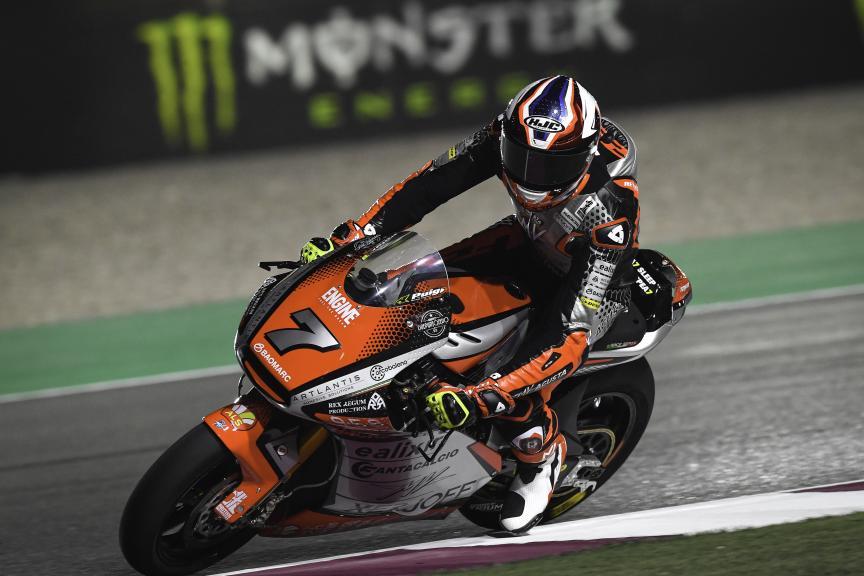 Lorenzo Baldassarri, MV Agusta Forward Racing, Barwa Grand Prix of Qatar