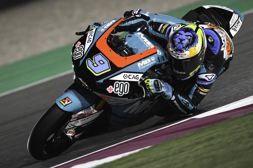 Jorge Navarro, MB Conveyors Speed Up, Barwa Grand Prix of Qatar